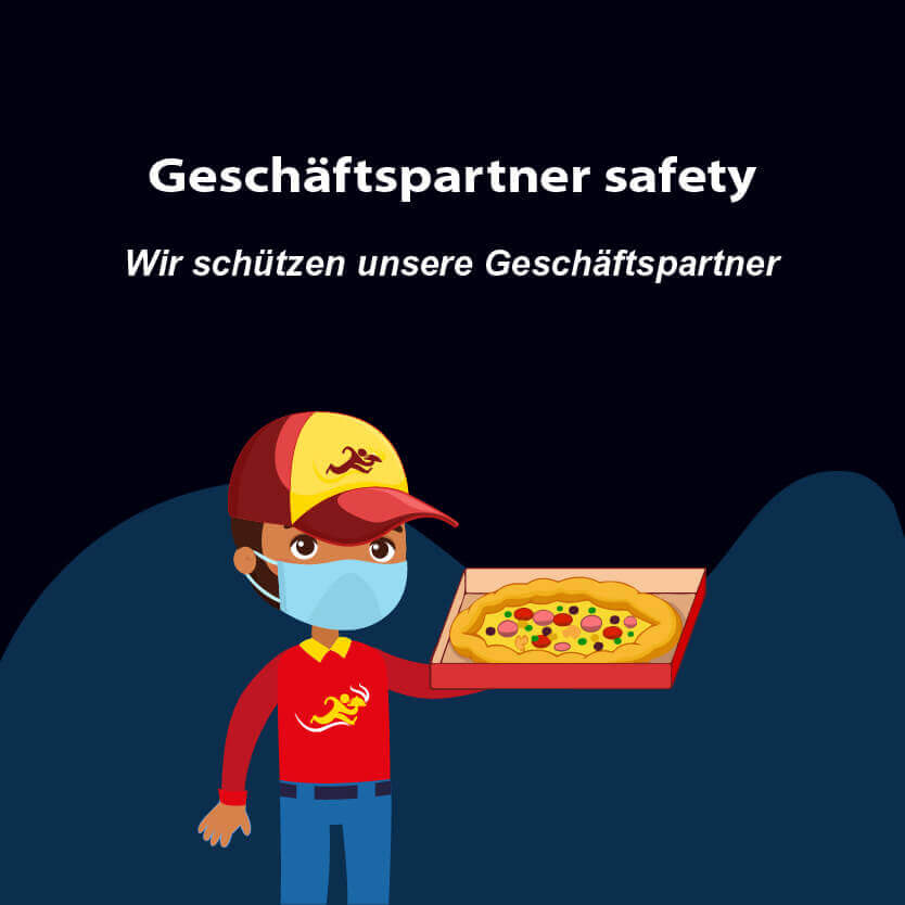 No Contact Delivery Partner Safety
