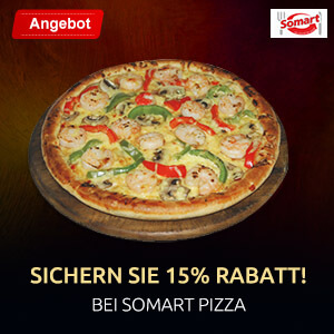 Hallo Essen Somart Pizza