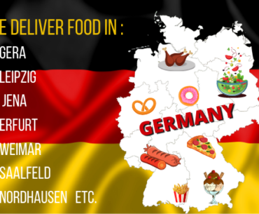 Food deliver in Germany