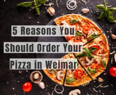 Order Pizza in Weimar