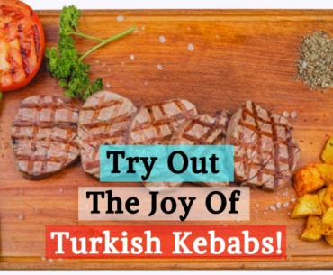 Turksh Kebabs