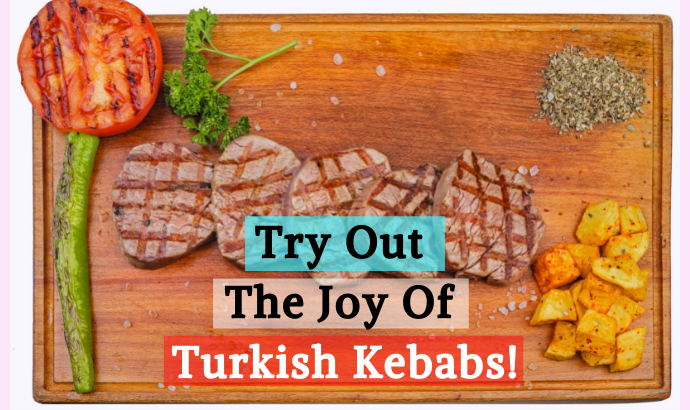 How To Order Your Döner Online: Try Out The Joy Of Turkish Kebabs!